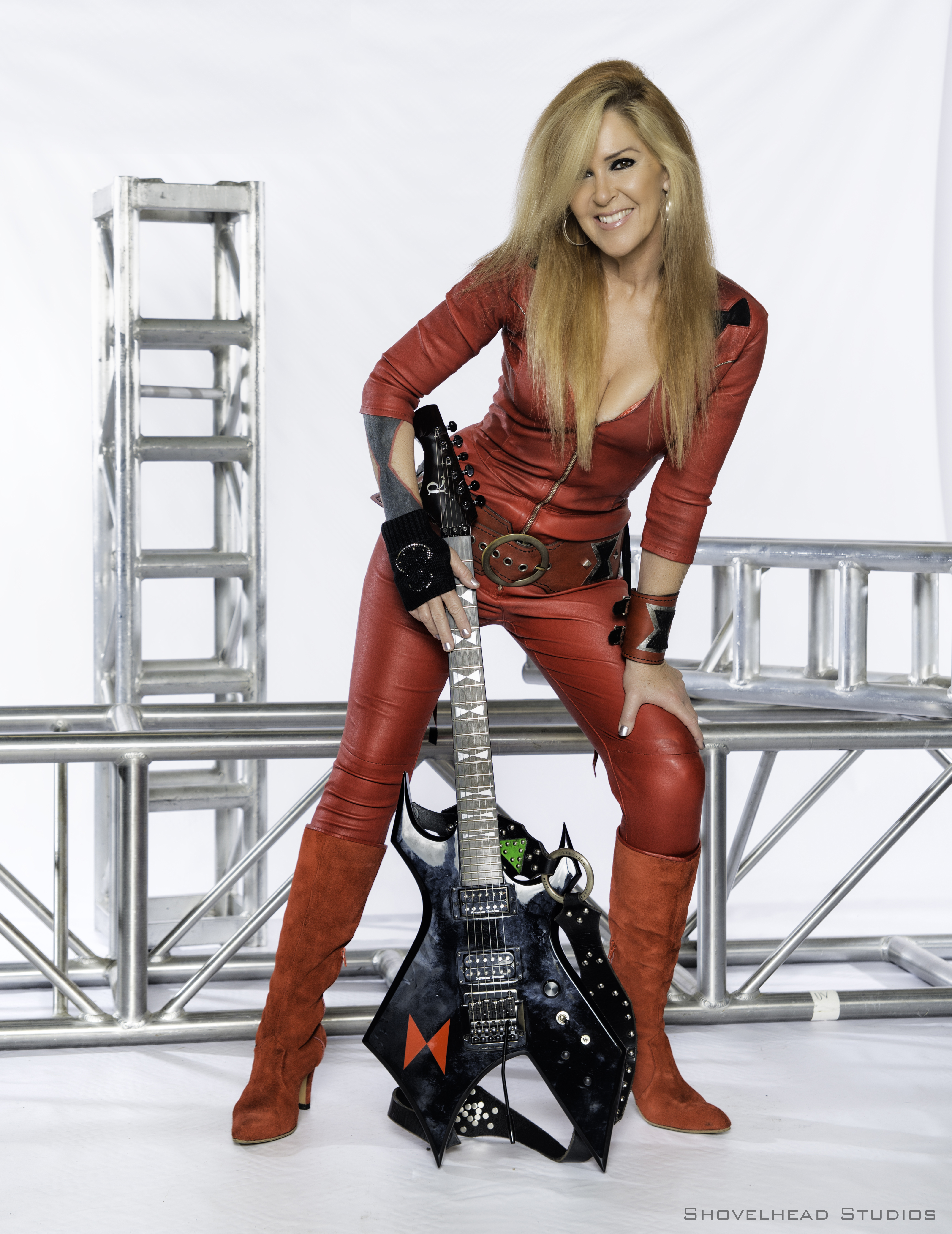 Lita Ford And Ozzy Lita Ford Quot Ozzy Osbourne Quot Kristian